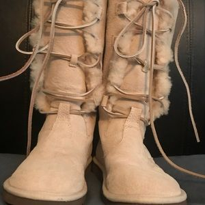UGG size 6 tall boots